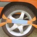 wheel choker